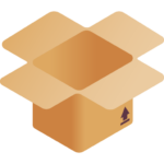 bild på paket för webbhotell
